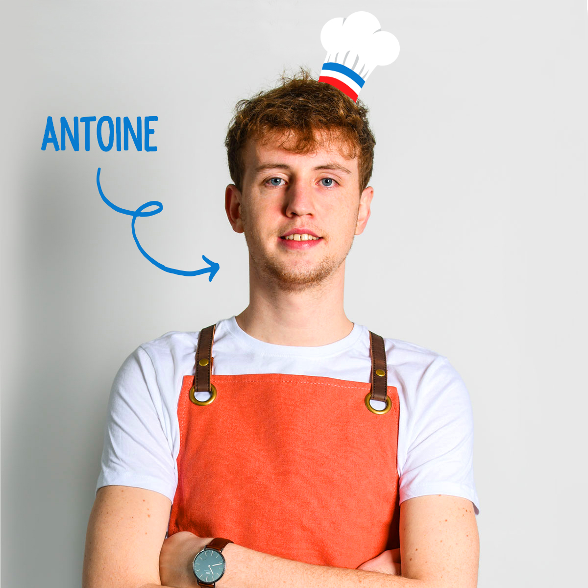 Antoine - Le Collectif
