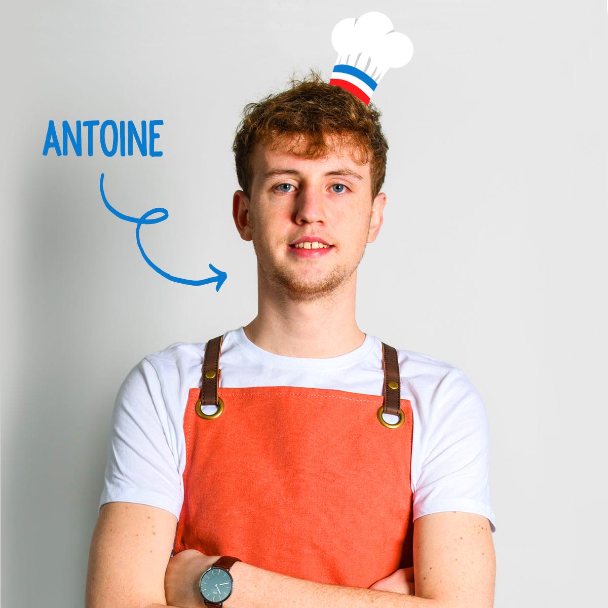 Antoine - Le Collectif