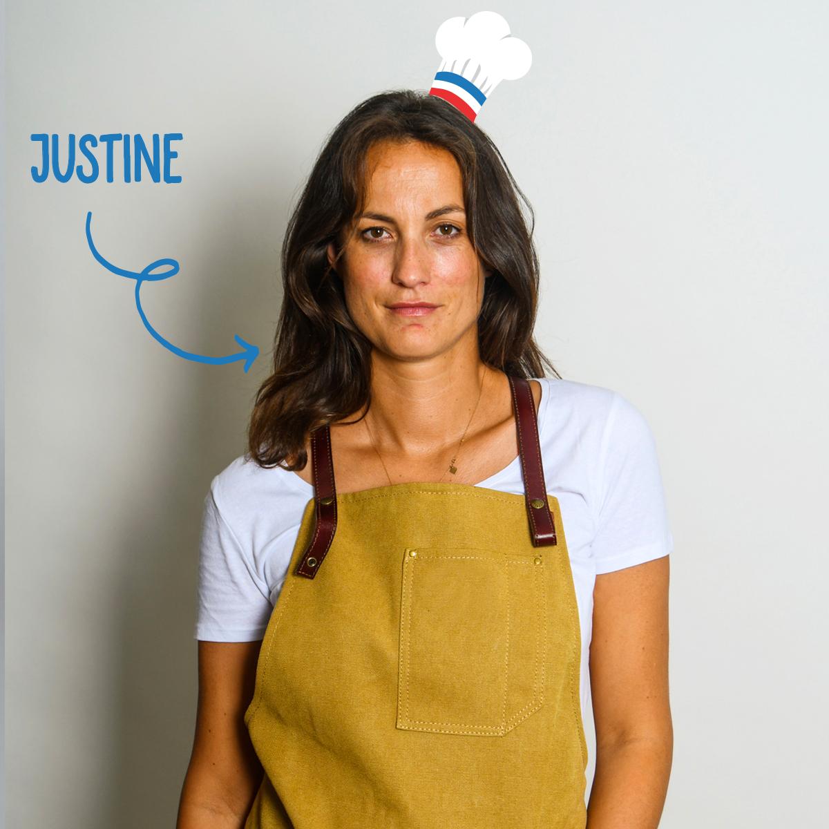 Justine - Le Collectif