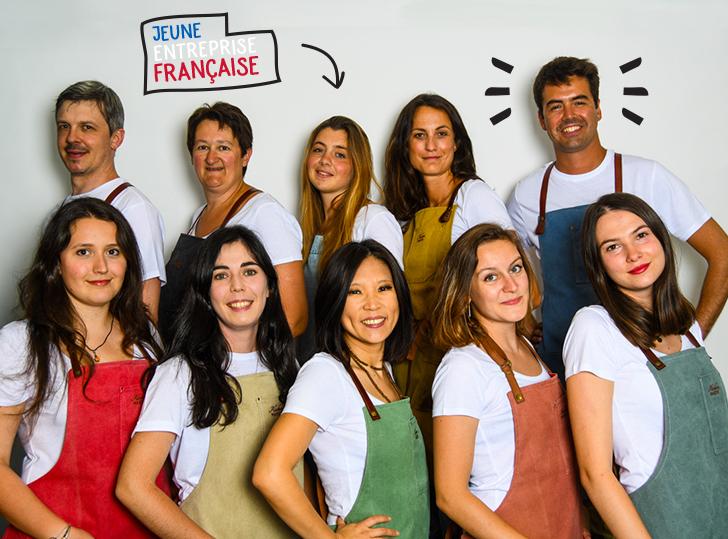 Jeune entreprise française