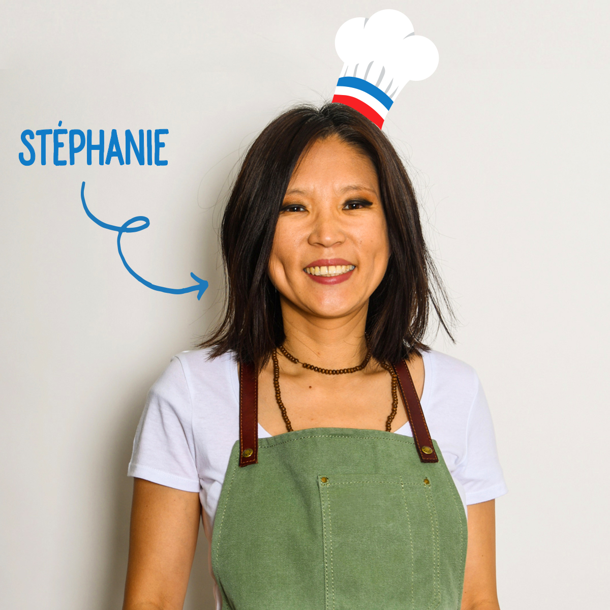 Stéphanie - Le collectif